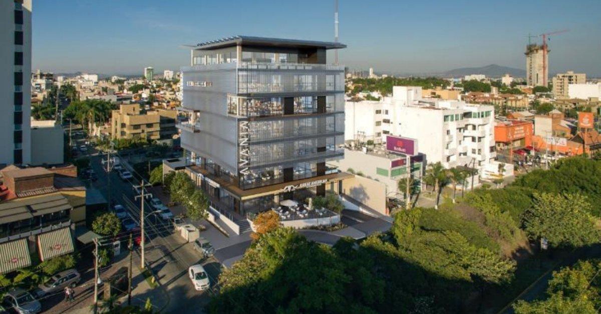 Avania business center locales comerciales en guadalajara - Constructoras en guadalajara ...