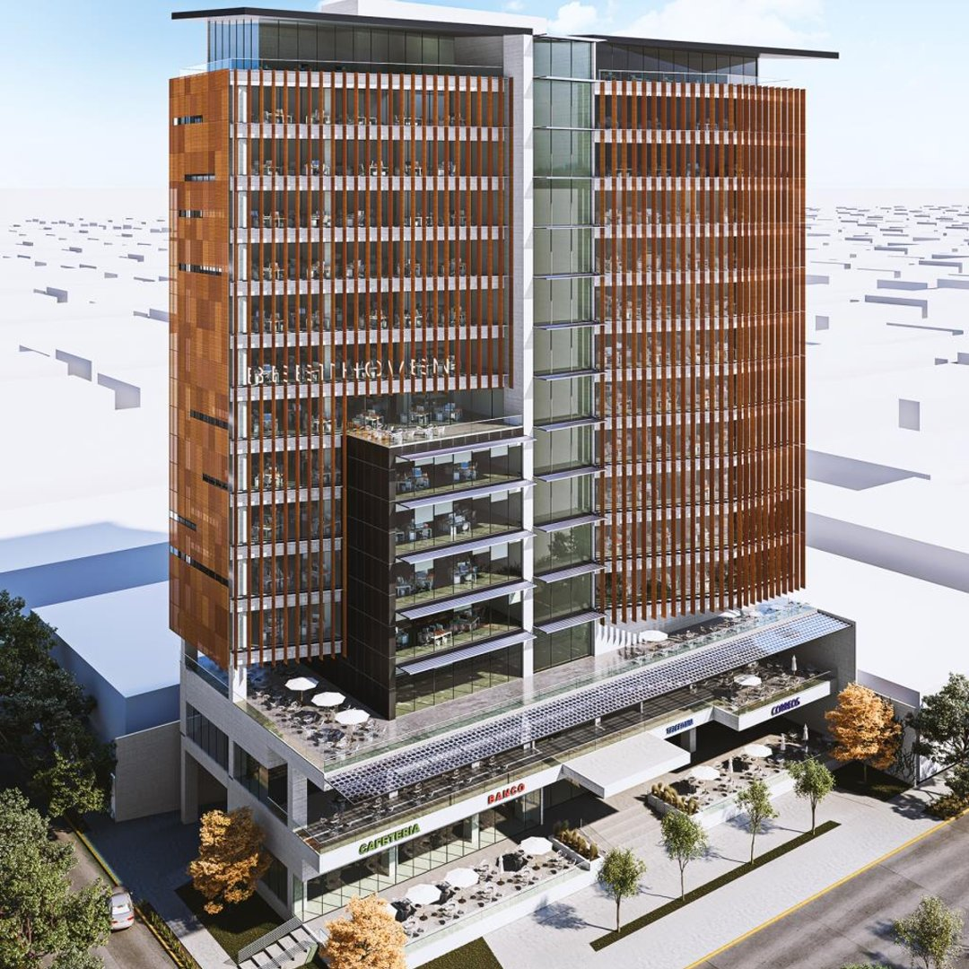 Bravante Business Center Av Mexico Guadalajara