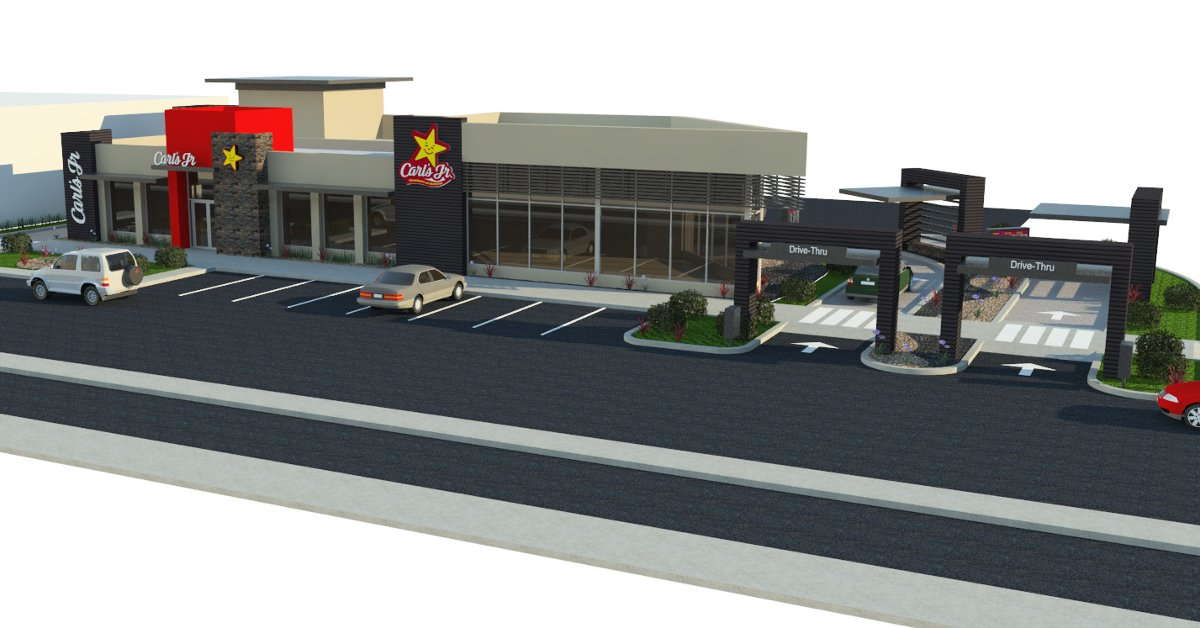 Plaza Silver Center Technology Park Zapopan - Carls Jr