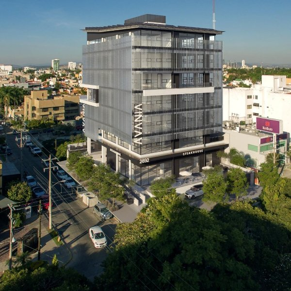 Avania Business Center Av Mexico Guadalajara